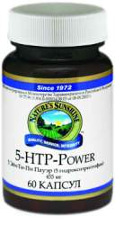 Биологически активная добавка (БАД) 5 - HTP Power (5 -гидрокситриптофан) NSP 60 капсул