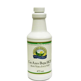Биологически активная добавка (БАД) Сок Алоэ Вера HCП (Aloe Vera Juice NSP) 473 мл