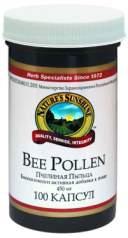 Биологически активная добавка (БАД) Bee Pollen (Би Поллен (Пчелиная пыльца)) NSP 100 капсул