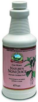 Биологически активная добавка (БАД) Nature's Noni Juice Сок Нони (Моринды) NSP 473 мл