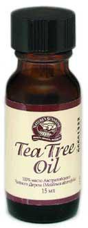 Tea Tree Oil (Масло чайного дерева) 15мл