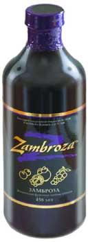 Биологически активная добавка (БАД) Замброза (Zambroza) NSP 458 мл.
